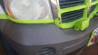 Overspray Paint Removal in Maui 2